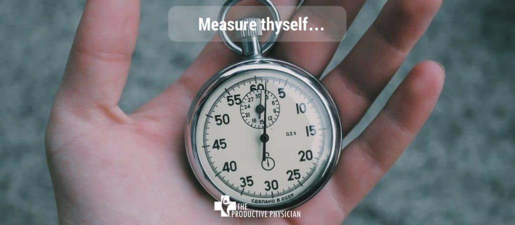 Measure Thyself