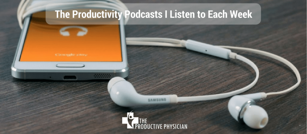 Productivity Podcasts