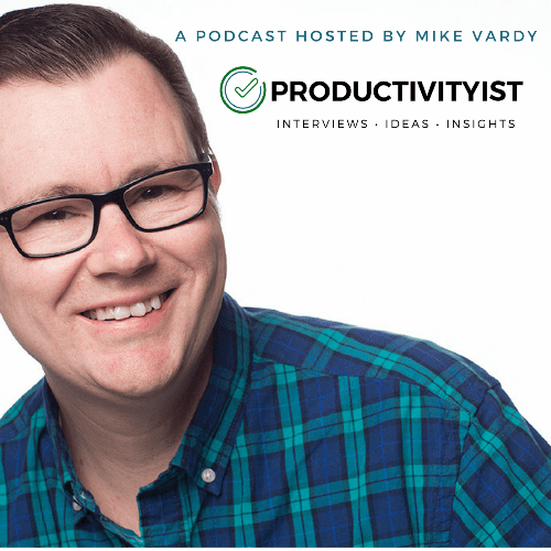 The Productivityist Podcast