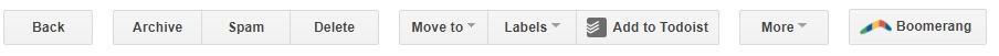 Gmail Todoist