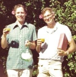 Amos Tversky & Daniel Kahneman